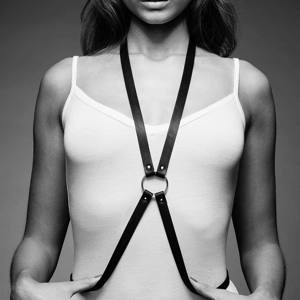This Bdsm-Inspired Harness Goes Perfectly Your Best