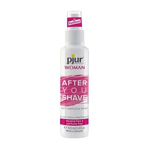The aftershave product for women!